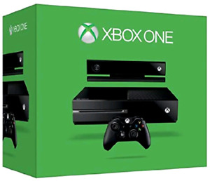 Mint condition Xbox One bundle (in box)