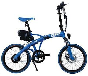 GIO Volt H2. Foldable Electric Bike/e-Bike Brand-New