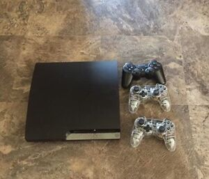 PS3,  Accessories & 19 Games
