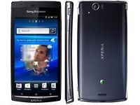 Sony Ericsson Xperia Arc S /8MP CAMERA / UNLOCKED / NICE ANDROID PHONE / FOR SALE OR SWAPS