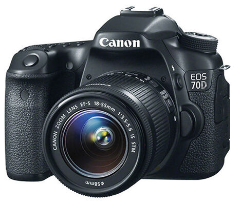 For the Enthusiast - the Canon EOS 70D