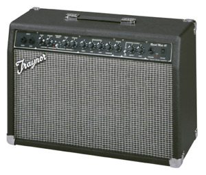 TRAYNOR REVERB MATE 40    LIKE NEW SPRING REVERB