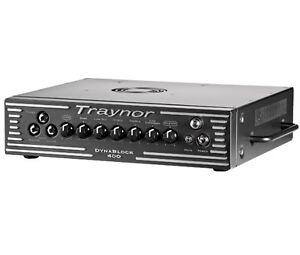 Traynor Bass Amp Head and Cab - DNBH & DNBX12 - NEW / MINT