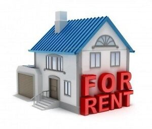 2-3 bedroom house/condo for family in East/West Galt