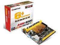 Biostar A68N-5000 mini-ITX gaming motherboard