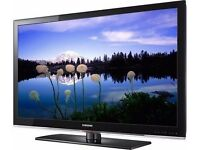 "Samsung 40"" Widescreen Full HD(1080p) LCD TV With Remote & Built-In Freeview"