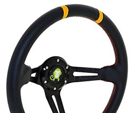 SD Premium Angry Monkey deepdish drifting wheel
