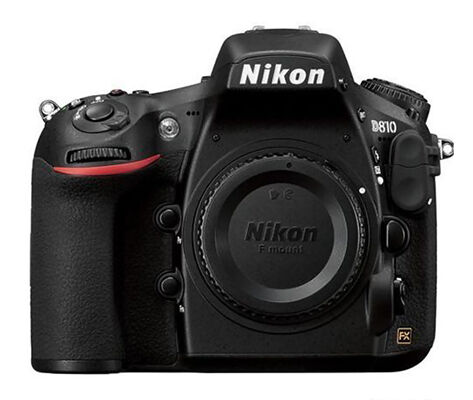 For the Professional - the Nikon D810