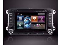 DOUBLE DIN DYNAVIN D99 GPS NAVIGATION RADIO FOR VOLKSWAGEN,SKODA,AUDI,SEAT