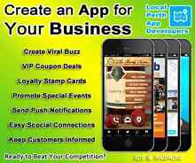 Create An App For Your Business  - App Developers Perth Fremantle Fremantle Area Preview