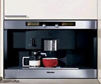 "Machine a cafe 24"" Miele Nespresso Valeur 3000$ / 2012"