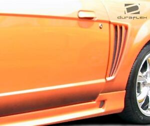 Side Scoop Duraflex 102081 Ford Mustang 2000 2001 2002 2003 2004