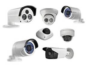 CCTV Security Camera Installation for Retail, Business