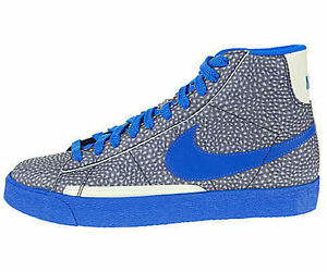 Nike Blazers Glow in the Dark Shoes! Size 11 Mens
