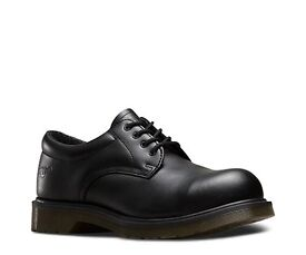 Doc Martins Mens Leather Shoes - UK 10 EUR 45 - Brand New - Original Box