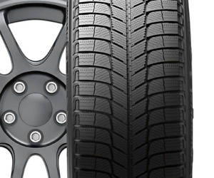 Set of two Winter Tires - Michelin X-Ice Xi3 - On Rims!