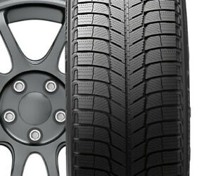 Set of two Winter Tires - Michelin X-Ice Xi3