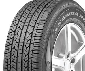 All season tires with few kilometres