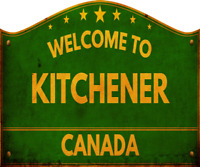 Do you or does your company ever travel to Kitchener?