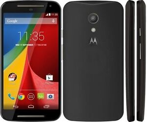 Motorola Moto G 2nd Generation XT1064 Unlocked WIND Black A49