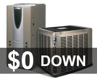 Air Conditioner - Furnace - Bad Credit No Credit - Approved!!!