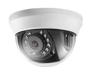 CCTV Camera HD IR Dome TVI - $29.99 Turbo HD DVR $74.99