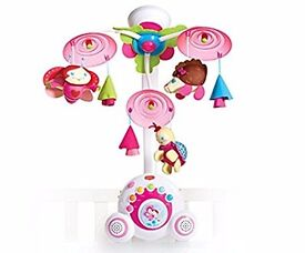 Baby Musical Light Up Mobile