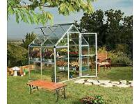 New Palram Harmony 6x4 greenhouse