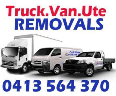 Best & Cheap removal service UTE/VAN/TRUCK Sydney City Inner Sydney Preview