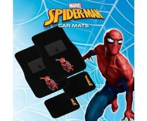 Avengers Spider Man Car Vehicle Mats Free Shipping Mount Isa Mt Isa City Preview