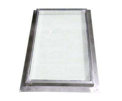 Roof Skylight Window Polycarbonate/Stainless Steel Frame 500x800m