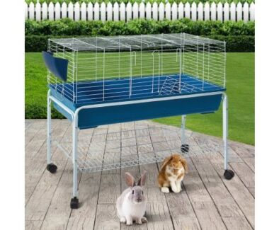 Large Hutch with Stand - Rabbit, Guinea Pig, Mice, Rats, etc