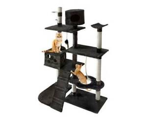 i.Pet Cat Tree 170cm Trees Scratching Post Scratcher Tower Condo House