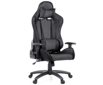 Reclining fice Desk Gaming Executive Chair Black