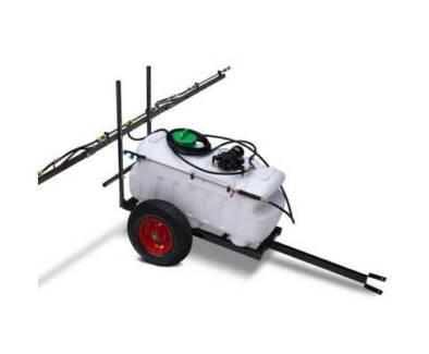 Weed Sprayer 100 Litre on Trailer 3m Boom Sprayer 6m Hose 12V Kings Beach Caloundra Area Preview