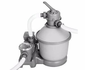 FlowClear 3,785L/H Water Pump with Sand Filter Adelaide CBD Adelaide City Preview