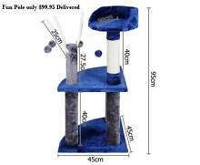 Save your Furniture with these Cat Scratching Poles Free Delivery Success Cockburn Area Preview