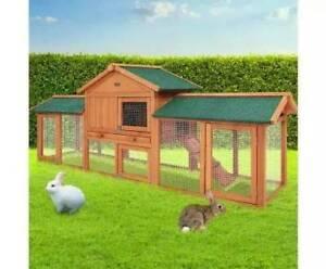 Pet/Chicken/Dog/Rabbit/Cat Coop-Hutch-Pen-Cage-House ( Code: WP-R015 )
