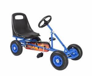 Kids Pedal Go Kart - Blue | Pink | Red   NEW! Kardinya Melville Area Preview