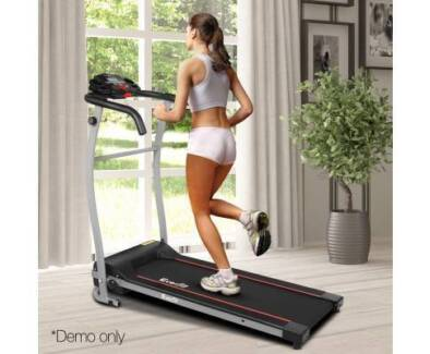 Electric Treadmill A truly effective machine, home gym