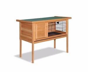 Rabbit Hutch with Hinged Lid Penrith Penrith Area Preview
