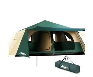 8 Person ' EASY TO DO' Pop up Camping Tent (BRAND NEW FREE SHIPPING)