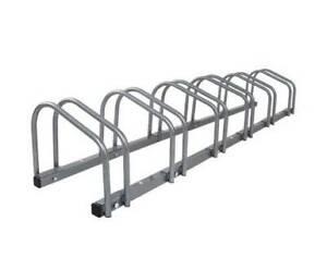BRAND NEW 1 – 6 Bike Floor Parking Rack Instant Storage Stand Bicycle