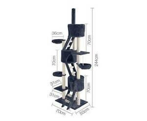 MASSIVE HUGE Cat Scratching Poles Post Furniture Tree 244cm Perth Perth City Area Preview