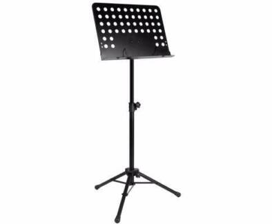 Music Sheet Stand Black Sydney City Inner Sydney Preview