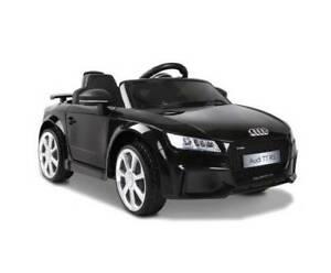 Audi TT RS Kids Ride on Car- Black Greenacre Bankstown Area Preview
