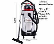 Industrial Commercial Bagless Dry Wet Vacuum Cleaner 60L - NEW Success Cockburn Area Preview