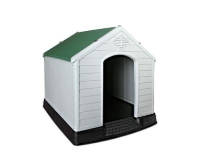 Green Dog Kennel – 99CM - free delivery