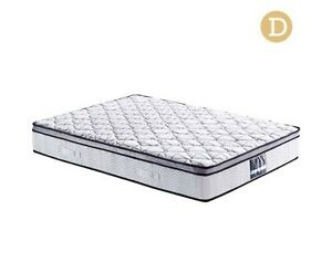 Cool Gel Memory Foam Euro Top Pocket Spring Mattress Double Adelaide CBD Adelaide City Preview