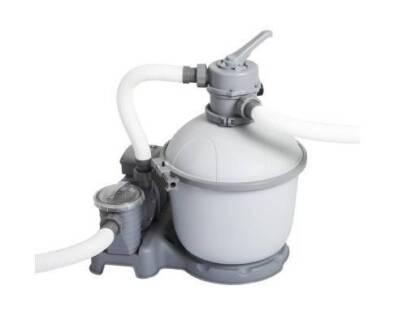 AUS FREE DEL-Durable Bestway Flowclear 5678L/H Pool Sand Filter